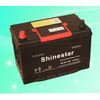 Maintenance free car battery-12V80AH-NX120-7MF