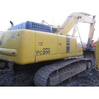 used komatsu excavator,komatsu PC300