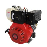 HD188 9-10HP air-cooled single cylinder diesel engine for water pump, genset