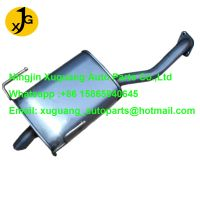 Greatwall peri rear muffler