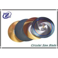 HSS Dmo5 Circular Saw Blade For Steel Pipe Cutting
