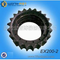 EX200-2 Hitachi Excavator Sprockets thumbnail image