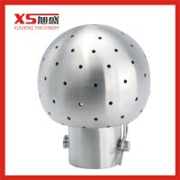 Sanitary Bolted Fixed Cleaning Ball Spray Ball for Tank Cleaning Spray Equipment