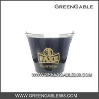 2015 New Hot Sale Promotional Tin Ice Bucket