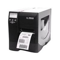 Zebra ZM400(300dpi) Barcode label thermal Printer machine