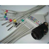 Kanz EKG Cable with banana end