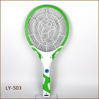 Rechargeable Electric Mosquito Swatter /Fly Killer Racket /Bug Zapper thumbnail image