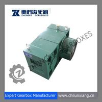 Supply plastic single screw extruder gearbox