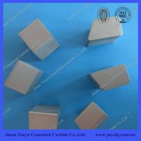 Cemented Carbide Snow Plow Inserts