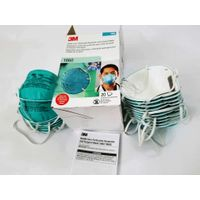 3M 1860 N95 Health Care Particulate Respirator and Surgical Mask, 120 pcs/Carton