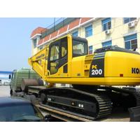 Komatsu new/used excavator PC200