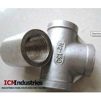 150lb stainless steel screw pipe fittings thumbnail image