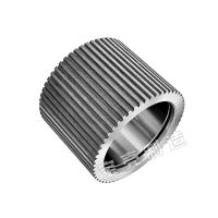 Open Ends Corrugated Roller Shell thumbnail image