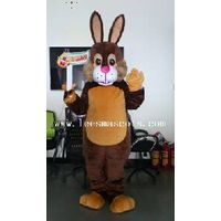 OHLEES Professional custom mascot costume rabbit mascot adult size