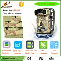 Trail Camera 1080p No Glow 12mp Infrared Digital Hunting Game Camera with 100 degrees