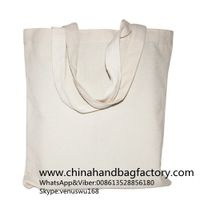 China cotton shopping Tote bag factory