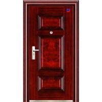 Russia style steel door in stock, price-off promotion with good quality thumbnail image