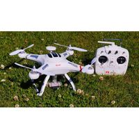 Cx-20 Dji Phantom Quad Copter Auto-Pathfinder Fpv RTF Version Brushless Motor RC Helicopter with GPS