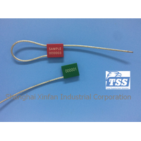 Model No. NEW TSS-CF3.0T, ISO17712 Cable Seal Security Seal 3.0mm Wire truck seal (XFseals
