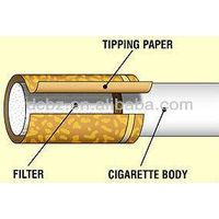 Silver Laser Tipping Paper --The New Technology