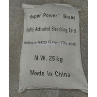 Activated Bleaching Earth for mineral oil refining