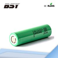 Samsung INR18650 25R 2500mah 3.7V li-ion battery