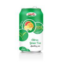 330ml Nawon Sparkling Juice Citrus Green Tea thumbnail image