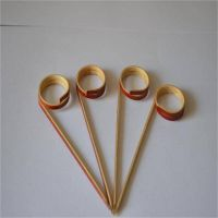 Bamboo Loop Skewer