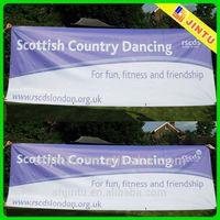 Digital Printing Fabric Hanging Fence Banner thumbnail image