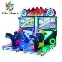 Colorfulpark Tt Motorcycle Driving Simulator Car Racing game machine thumbnail image