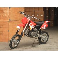 KTM STYLE DIRT BIKE FOR 150CC WITH REVERTED SHOCKS AND DISC