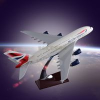 Model Aircraft OEM Airbus 380 British Airways Resin Manufacturer Direct Sales