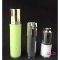 15ml,30ml, 50ml Screw up aluminium airless bottle, airless serum bottle, airless lotion bottle, airl thumbnail image