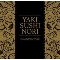 Yaki sushi nori seaweed(140g)-50sheets