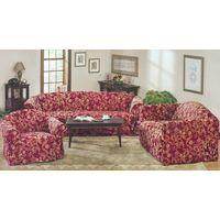 3pc Jacquard Sofa Cover Set