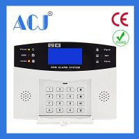 Defense Personal Wireless GSM Home Alarm System