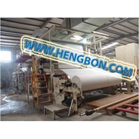 High Speed Tissue Machine