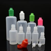 eliquid ldpe bottle tamper evident childproof cap thumbnail image