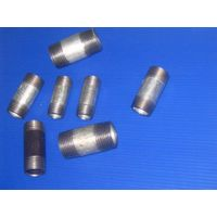 carbon steel pipe/barrel nipples WELDED BSPT or NPT THREADS thumbnail image