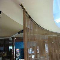 Hotel Decorative Metal Mesh Curtain