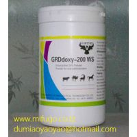 High Quality GMP 20% Doxycycline Hyclate Soluble Powder