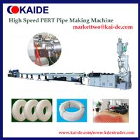 High speed PERT tube extrusion machine 16mm-32mm thumbnail image