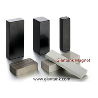 magnet,Bar magnets N28AH--N40AH for LINEAR motors
