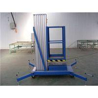 aluminum alloy hydraulic lift platform QT-AHY1