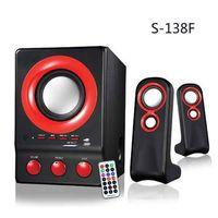 supply S-138F 2.1 speaker for pc,laptop
