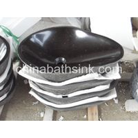 Natural Stone Basins Black River Stone Sink Bath Basins