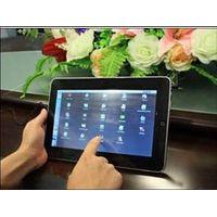 "NK1001A-10.2""WVGA wide-screen tablet pc external 3G thumbnail image"