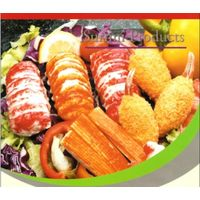 Frozen Imitation Breaded Carb Claws/Frozen Imitation Lobster Tails/Frozen Imitation Shrimp Tails