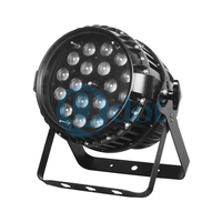 QP-111B PARZOOM 1815UV 18pcs 15W 5IN1 RGBW+UV par light with zoom