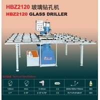 Huatian Glass Drill Equipments/HBZ2120 Glass Drilling Machine